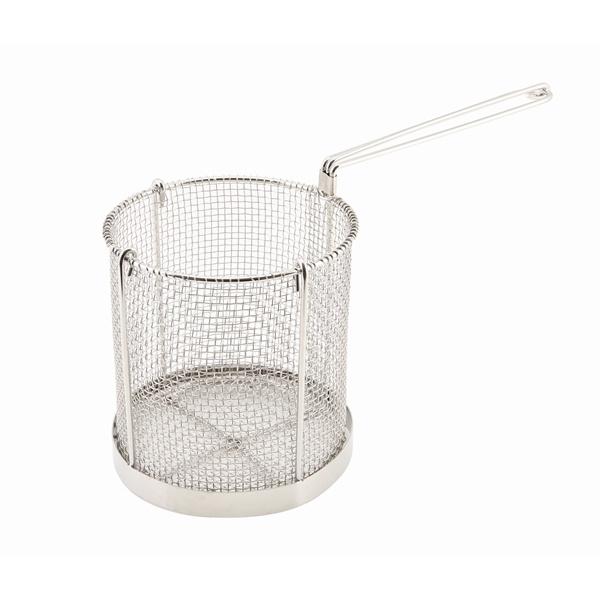 Genware S/St Spaghetti Basket 15cm Dia x 16cm