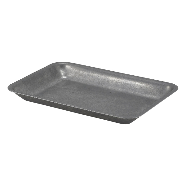 Vintage Steel Tray 20x14x2cm