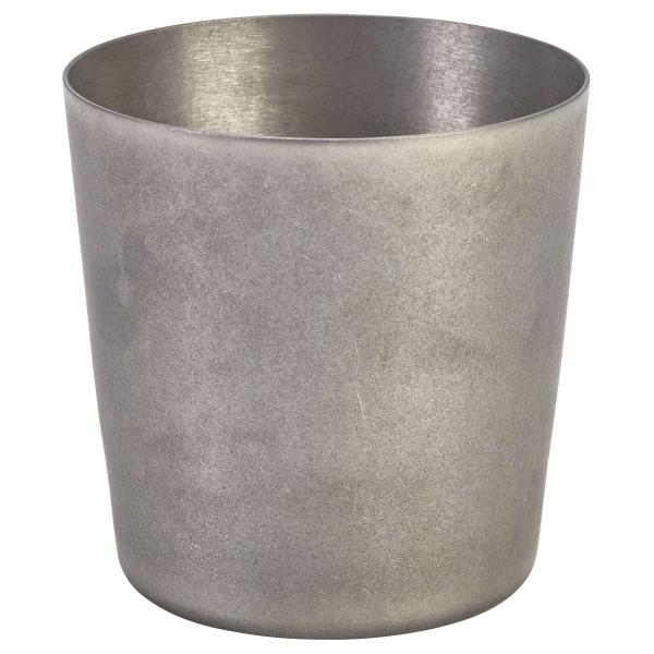 Vintage S/St. Serving Cup 8.5 x 8.5cm