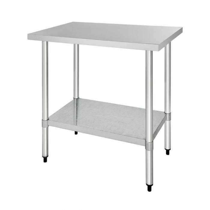 Vogue St/St Table - 900x600mm