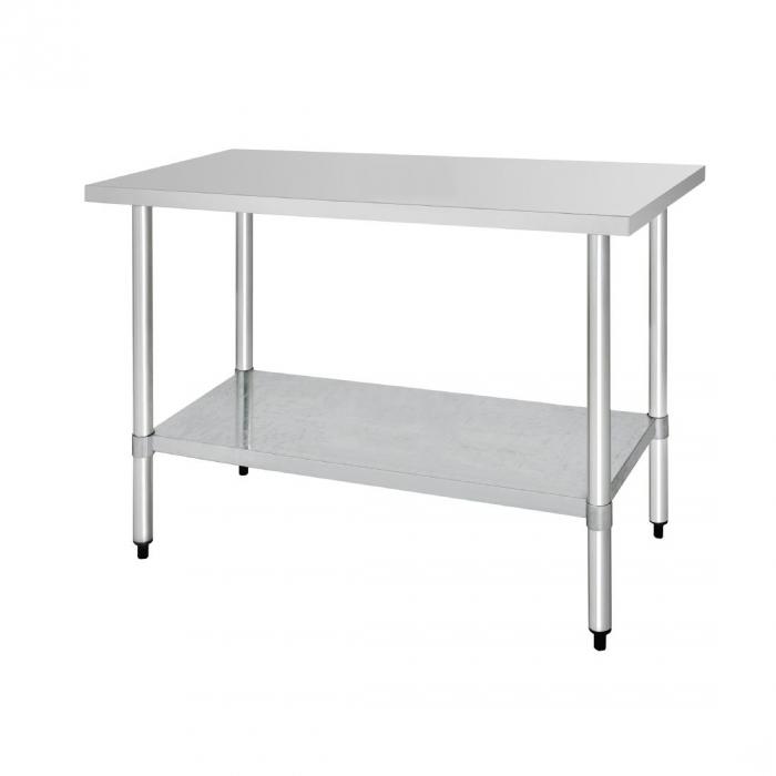 Vogue St/St Table - 1500x600mm