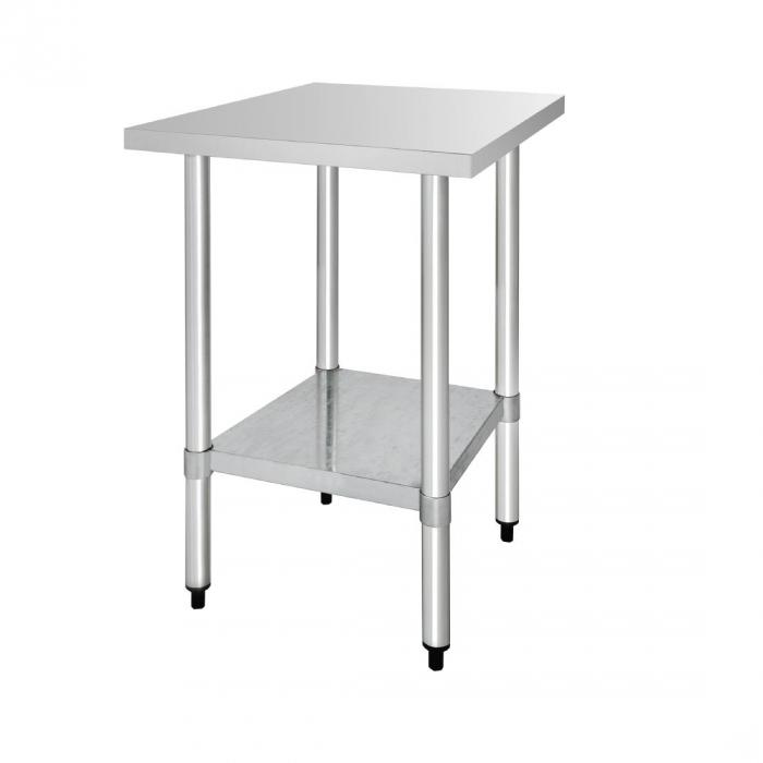 Vogue St/St Table - 600x600mm