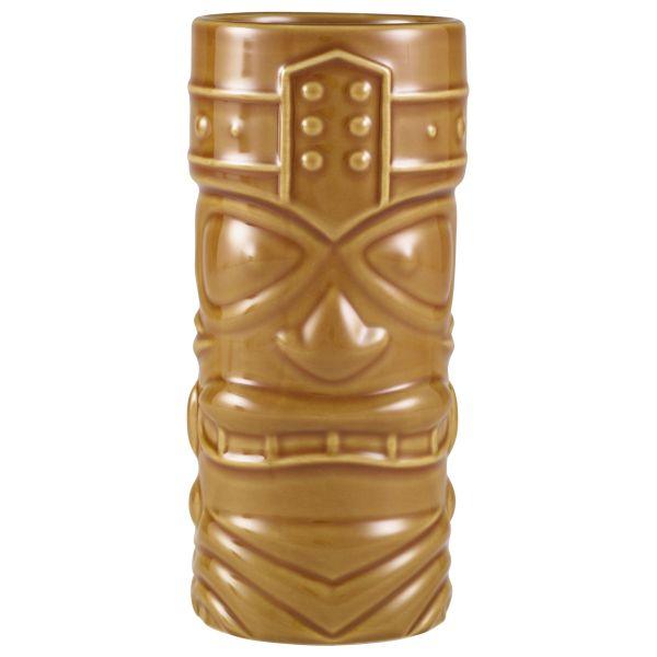 Brown Tiki Mug 40cl/14oz