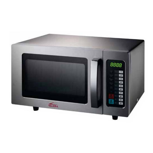 Valera VMC 1000 Watt Microwave Oven