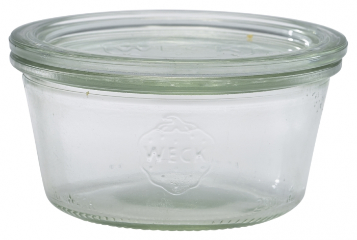 WECK Jar 29cl/10.2oz 10cm (Dia)