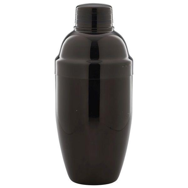 Gun Metal Cocktail Shaker 50cl/17.5oz