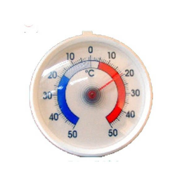 Genware+  Dial Type Freezer Thermometer -50 To 50°C
