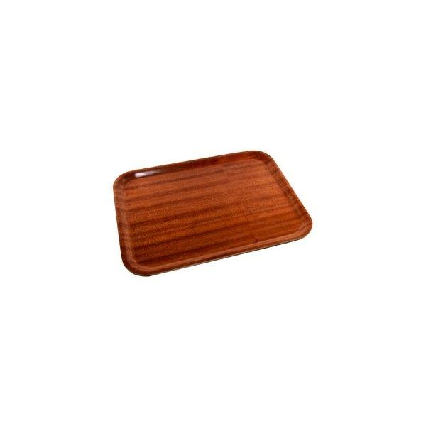 Darkwood Mahogany Tray 60 x 45cm