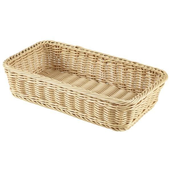 Polywicker Display Basket GN 1/3