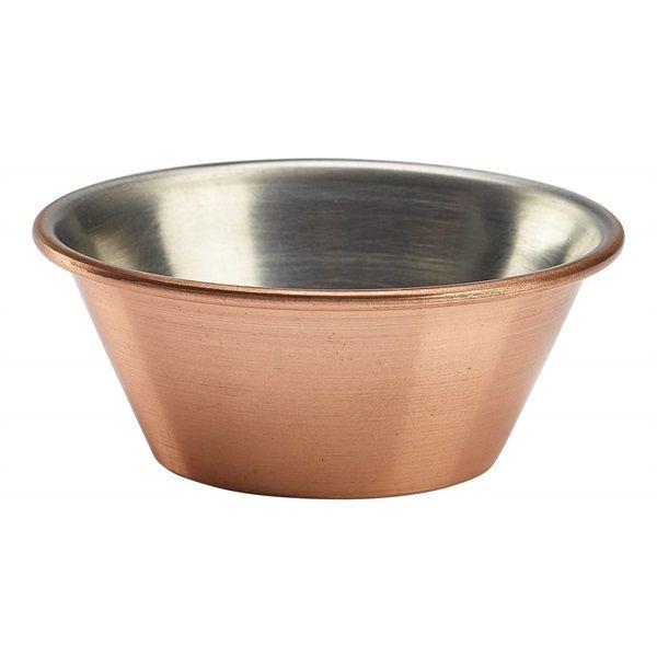 1.5oz Copper Plated Ramekin