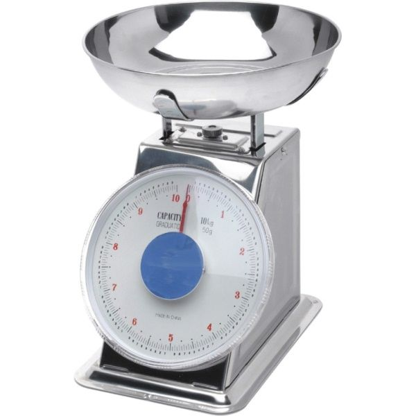 Analogue Scales 20kg Graduated in 50g