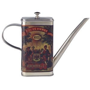 Stainless Steel Oil Can 50cl/17.5oz