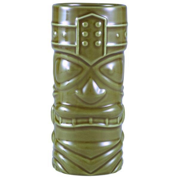 Green Tiki Mug 40cl/14oz