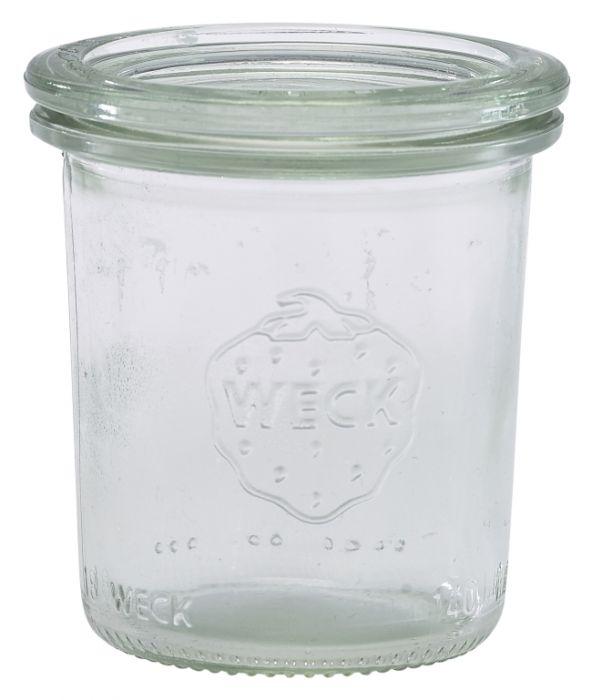 WECK Mini Jar 14cl/4.9oz 6cm (Dia)