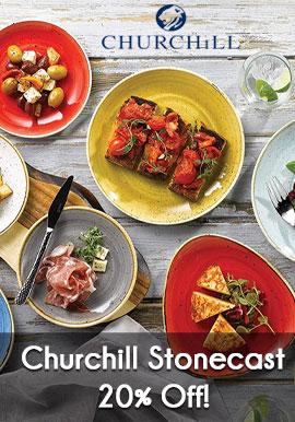 Churchill Stonecast - 20% Off