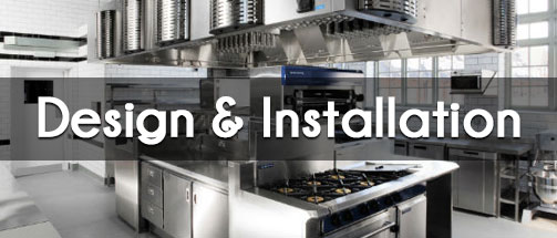Commercial Catering Kitchen Design