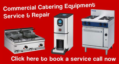 Commercial Catering Equipment Service & repair